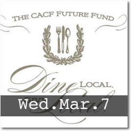 dine local give local
