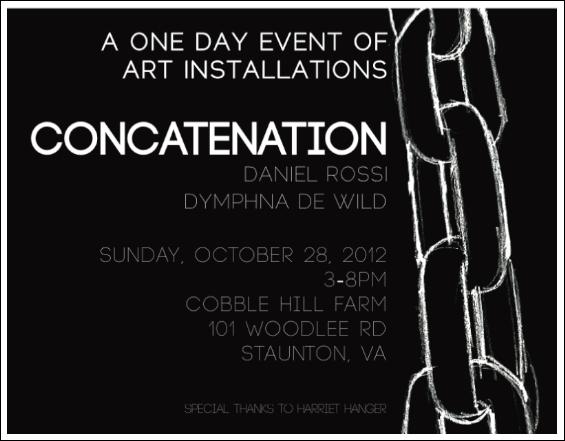 concatenation poster