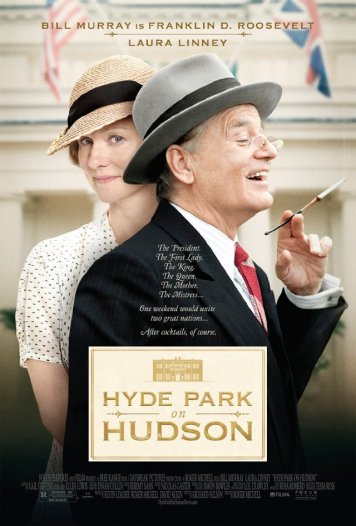 Hyde Park on Hudson Movie Poster