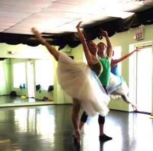 Pas De Trois Cville Ballet