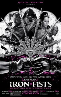 Virginia Film Festival 2012 - The Man With the Iron Fists