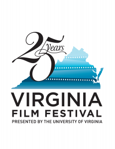 Virginia Film Festival 25 years logo