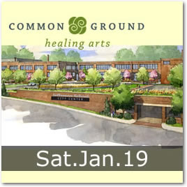 common ground and the jefferson school city center
