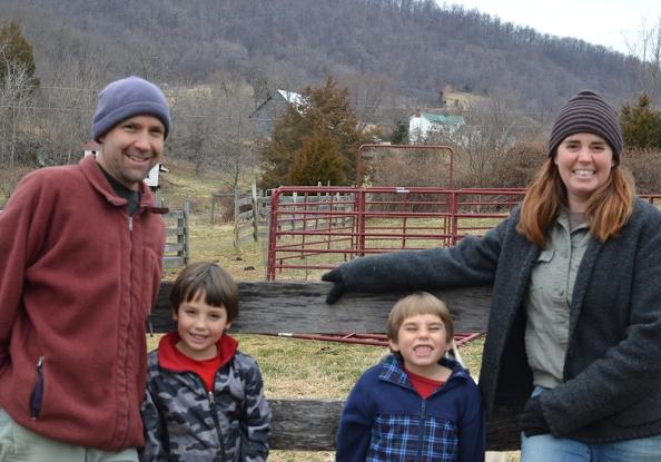 appalachia star farm, family run