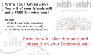 ticket giveaway-wine tour