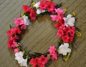 linneas wreath © Cville Niche