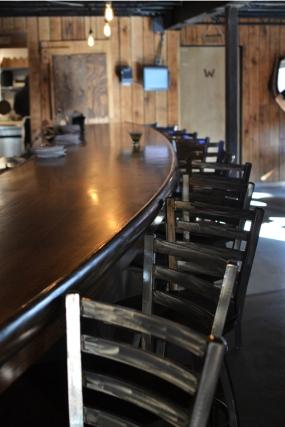 bar stools, © Cville Niche