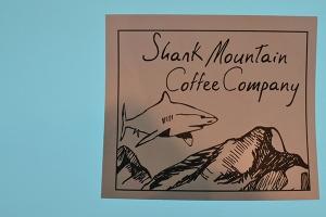 shark mtn logo, © Cville Niche