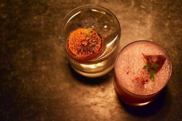 cocktails, © Cville Niche