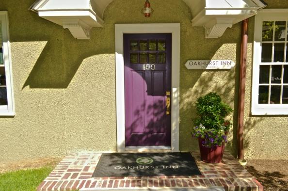 oakhurst front door