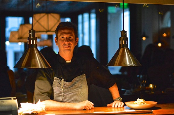 Chef Todd Grieger of Red Pump Kitchen