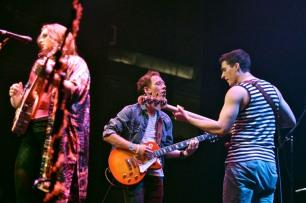 Ryan and Matt rockin' out | Photo by Shannon Gillen