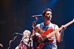 Bassist Matt Wood | Photo by Shannon Gillen