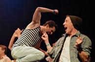 Matt Wood and Ryan Lipps celebrating | Photo by Shannon Gillen