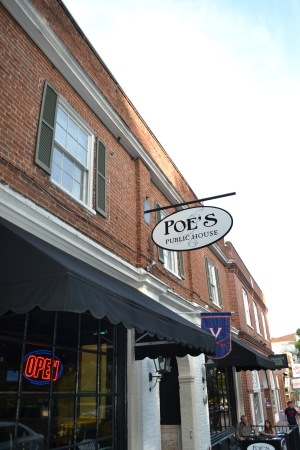 Poe's Public House opened Aug. 29 on The Corner across from the University of Virginia.