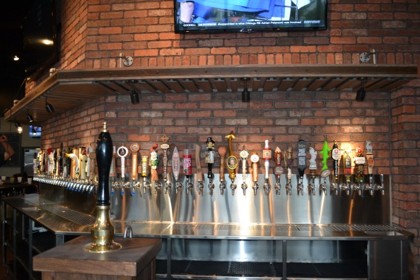 World of Beer opens its doors Monday at the Flats at West Village.