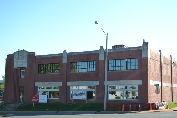 The historic Coca-Cola bottling plant on Preston Avenue will soon house the Kardinal Beer Hall and Garden.
