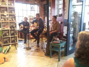 Sons of Bill played a live set at the new Sidetracks location on Sept. 30, 2014.