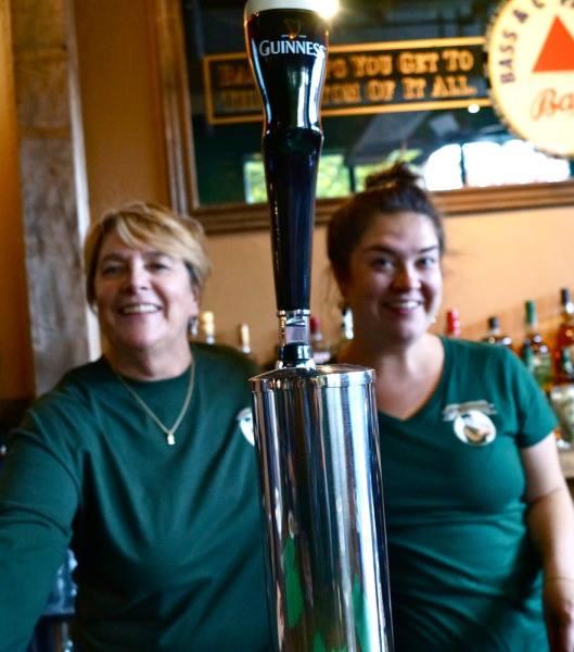 Photo courtesy of Tin Whistle Irish Pub