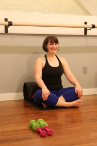Erin is simply the cutest barre babe in Cville.